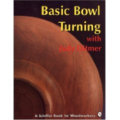 Basic Bowl Turning with Judy Ditmer