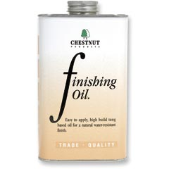 Chestnut Finishing Oil (500ml)