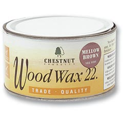 Chestnut Woodwax 22 Clear (450ml)