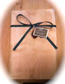 Handcrafted Sycamore Chopping Boards