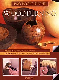 Woodturning - Two Books in One